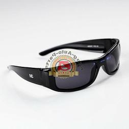 3M MOON DAWG DARK SAFETY SUN GLASSES 11215 EYEWEAR STYLISH P
