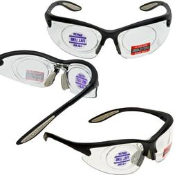 869f4b12d64 MORAYS Full Magnifying Safety Glasses Removable Magnifier Se