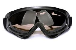 Motorcycle Ski Snowboard Dustproof Sunglasses Eye Glasses Le