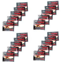 FogTech MotoSolutions DX Anti-Fog Wipes 20 Pack