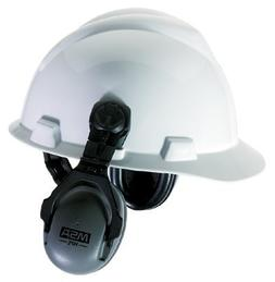 MSA10061272 - Safety Works HPE Cap-Mounted Earmuffs