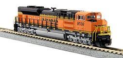 Kato USA Model Train Products N EMD #9376 SD70ACe BNSF Train