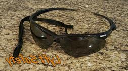 JACKSON NEMESIS 3000356 ANSI Safety Glasses Smoke Tint Eye P