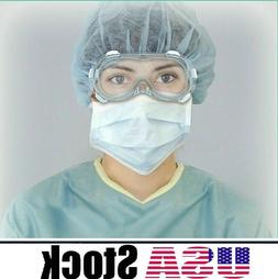 NEW Chemistry Lab Protective Eye Safety Goggle Protection Gl