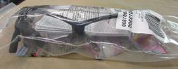 New JACKSON Nemesis SAFETY 28618 Reading Glasses, +1.0, Clea
