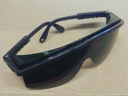NEW UVEX S1112 ASTROSPEC 3000 - Tinted 5.0 Safety Glasses Bl