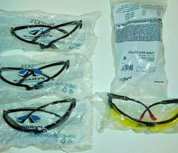 NEW Uvex Pyramex Protocol Protege Safety Glasses Tint Amber
