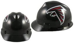 NFL Atlanta Falcons Hard Hats RATCHET SUSPENSION