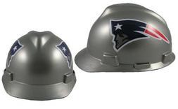 NFL New England Patriots Hard Hats RATCHET SUSPENSION