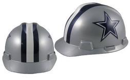 MSA NFL Ratchet Suspension Hardhats - Dallas Cowboys Hard Ha