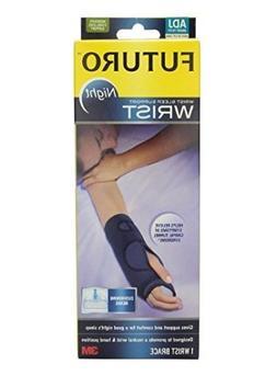 Futuro Night Wrist Sleep Support, Adjustable by Futuro