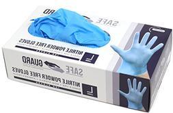 Nitrile Powder Free Gloves 100/box
