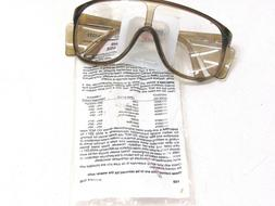 NOS! SPECTRA BY WILLSON CLEAR PROTECTIVE EYEWEAR SAFETY GLAS
