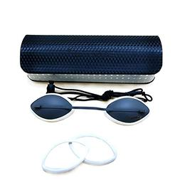 Cole OD7+ Eyepatch Glasses Laser Protection Safety Goggles I