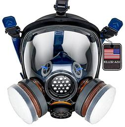 PD-100 Full Face Organic Vapor Respirator – Full Manufactu