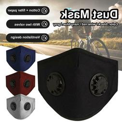 Outdoor Cycling Riding Dust-proof Anti-fog Breathable Mouth