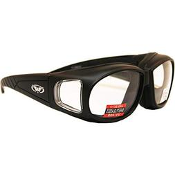 a474fbba59 Outfitter Foam Padded Fits Over Most Prescription Eyewear Gl