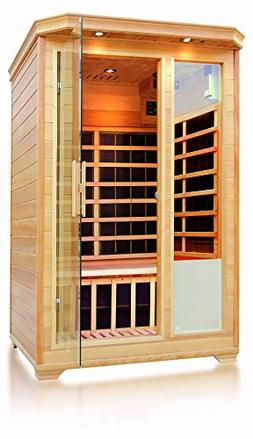 Empava Far Infrared Sauna 6 Carbon Fiber Heaters Canadian He