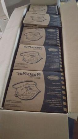Pleats Plus N95 Particulate Respirator 250pk AOSafety Dust M