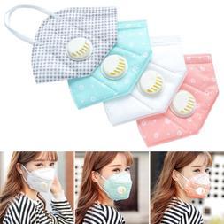 PM2.5 Anti-Fog Anti Dust Flu Face Mouth Warm Masks Healthy A