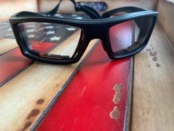 Prescription Safety Glasses Wrap Collection 6009 w/Transitio