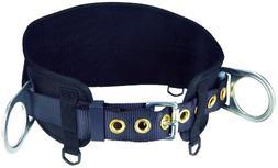 3M Protecta PRO Body Belt with Hip Pad, 2 D-Rings, Medium/La