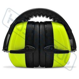 Protection Ear Muffs Construction Shooting Noise Reduction S