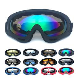 Safety Goggles Wrap Around Eye Protection Glasses Sports Lab