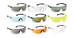 Pyramex Provoq Safety Glasses Scratch Resistant / Anti Fog -