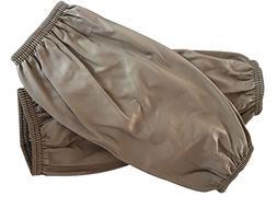 Novo PU Leather Oversleeve Waterproof Sleevelet Unisex Durab