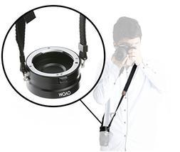 Movo Rapid Multi-Lens Changer & Swivel Strap for Nikon AF/AF