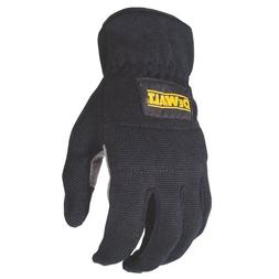 DeWalt Rapidfit Slip-On Synthetic Palm Work Gloves Large