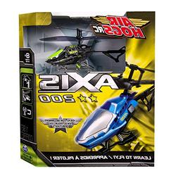 Air Hogs RC Axis 200 R/C Helicopter - Grey