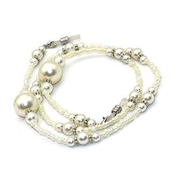 Reading Glasses Eyeglasses Sunglasses Artificial Pearls Hold