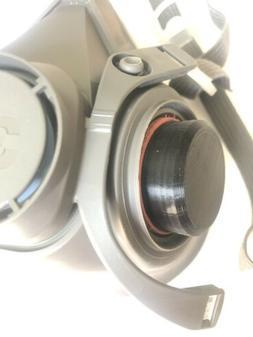 3M Respirator Filter Cover Cap Plug 6200 6300 6500 6800 7500
