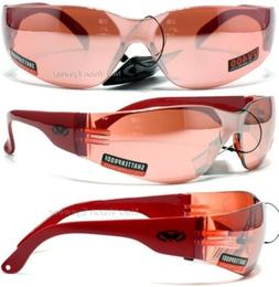 Global Vision Rider CF Color Frame And Lenses Safety Glasses