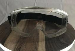 Rugged Blue Clear Anti Fog Safety Glasses Goggles UV 400 Wit