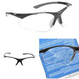 Elvex RX-500C 1.5 Diopter Full Lens Magnifier Safety Glasses