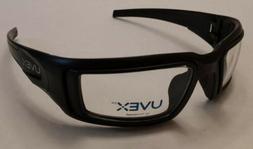 RX Safety glasses  BLK UVEX