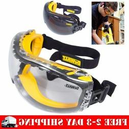Safety Eye Chemical Protective Eyewear Goggles Glasses Lens