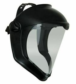 Safety Face Shield Clear Tool Full Mask Glasses Paint Eye Pr