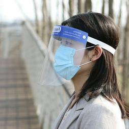 safety full face shield clear glasses protector