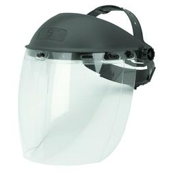 Safety Full Face Shield Tool Mask Clear Glasses Painting Eye
