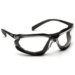 Pyramex Proximity Safety Glasses with Clear H2X Anti-Fog Len