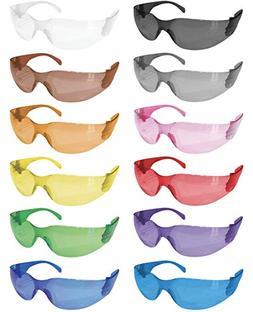 SAFE HANDLER Safety Glasses, Full Color with Polycarbonate L