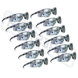SAFETY GLASSES 352 LENS SPORT WORK EYEWEAR  Z87.1 New
