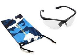 Rhino Safety Glasses 91348 Bi-Focal Safety Glasses UV Protec