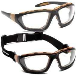 Carhartt Safety Glasses Carthage Clear Anti-Fog Lens T22005