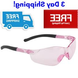 Safety Glasses For Women Pink Clear Lense Small