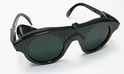 SAFETY GLASSES PROTECTIVE GLASSES SHADE 10 GOGGLES FOR MELTI